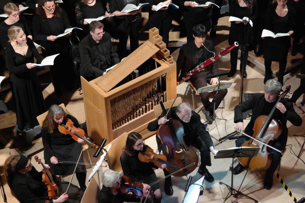 Kammerorchester Weiherfeld spielt MESSIAH