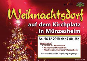Weihnachtsdorf Kraichtal