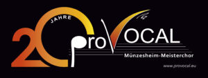 20 Jahre proVocal